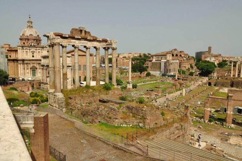 Spoznajte Rím s lacnými letenkami z Bratislavy