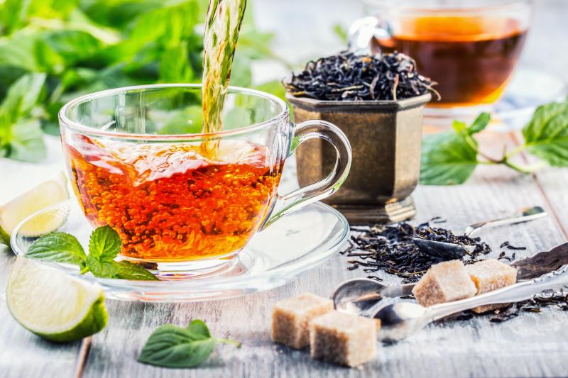 Máte radi čaj?