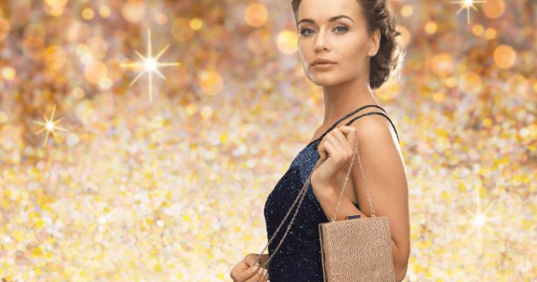 Ako si vybrať kabelku na ples