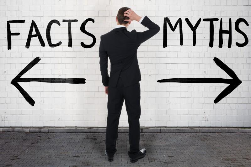 Ktoré mýty sú pravdivé?
