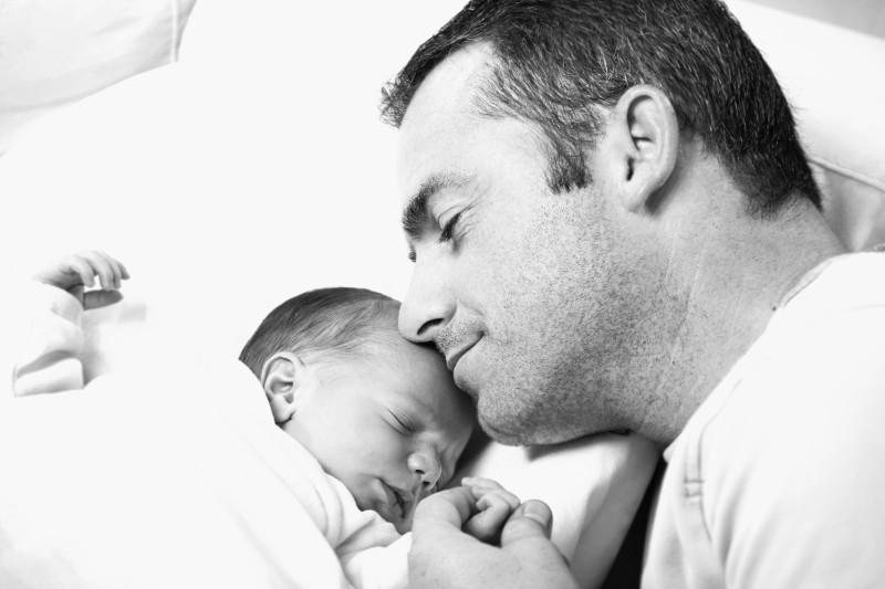Oteckovia pri pôrode