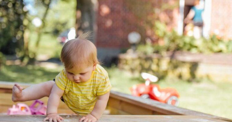 Vyrobte svojim deťom pieskovisko