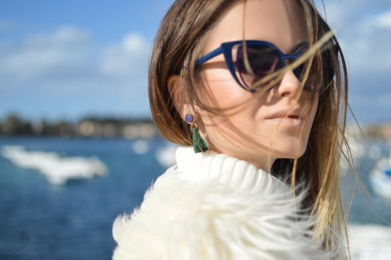 Prichádza leto – je čas na kúpu slnečných okuliarov