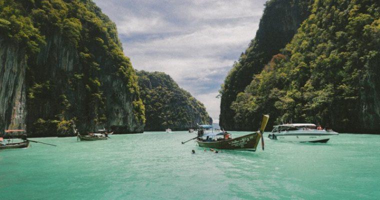 Potulky Thajskom