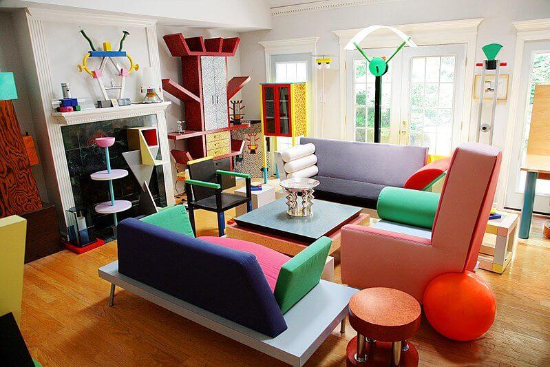 Zapracovaním farieb do priestoru vnesiete nový život vášmu bytu