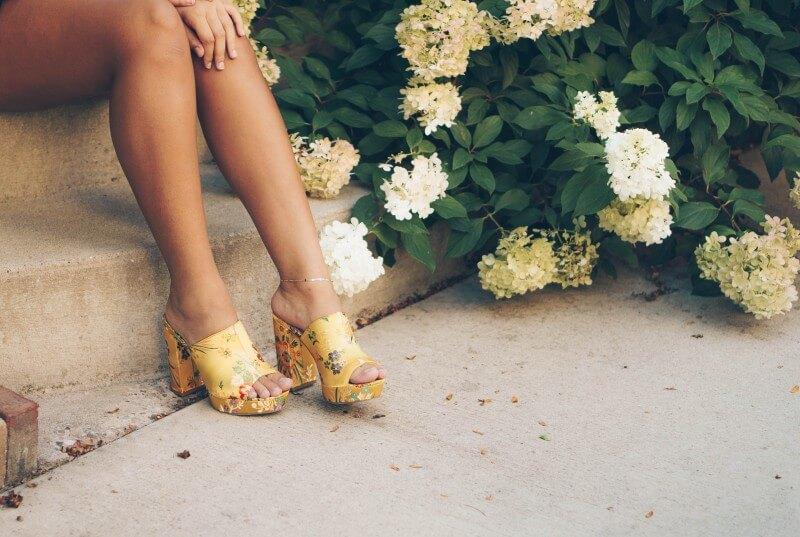 Ukážte cez leto svoje krásne nohy