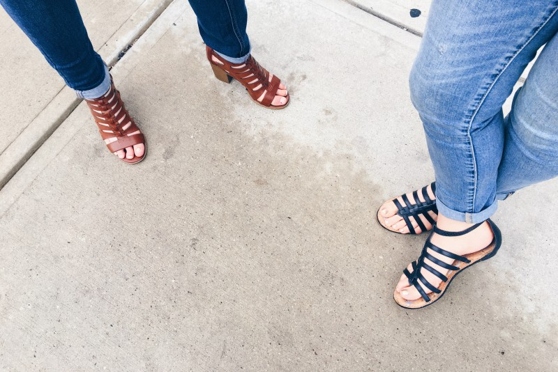 Zvládnite letné horúčavy v pohodlnej vzdušnej obuvi