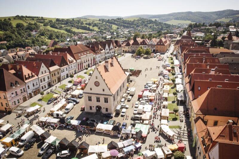Bardejov – mesto, ktoré nepreslávili len Bardejovské kúpele