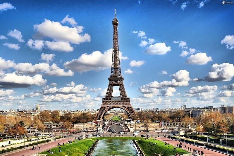 Potulky po Paríži