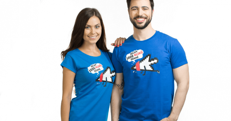 Tričká s potlačou ako ľahko kombinovateľné oblečenie