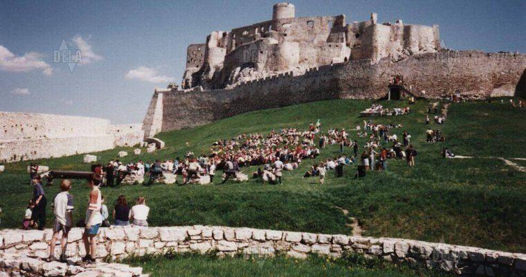 Doprajte si zážitok v podobe návštevy hradu
