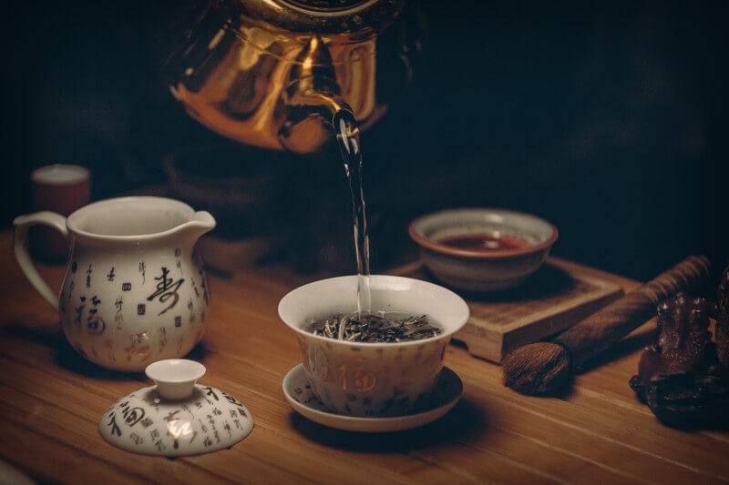 Domáce bylinkové čaje