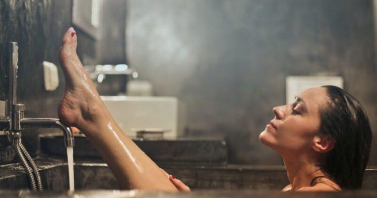 Kúpeľ má blahodárne účinky na telo aj myseľ