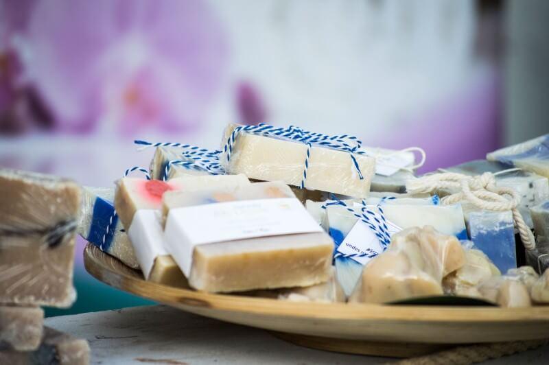 Vyrobte si doma mydlo