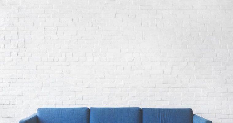 Čo s prázdnymi stenami