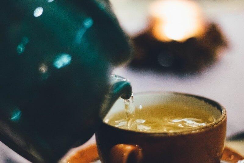 Pečený čaj vás zaručene zahreje