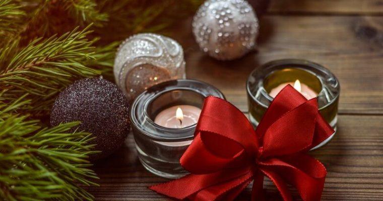 Navoďte vianočnú atmosféru v interiéri