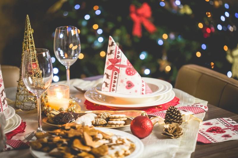 Vianočné oblátky a trubičky jednoducho musia byť