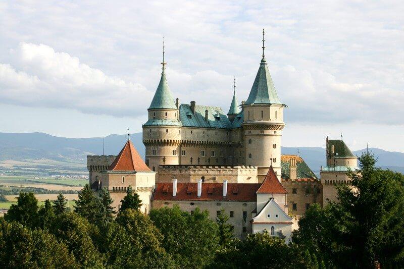 bojnicky-zamok-slovensko