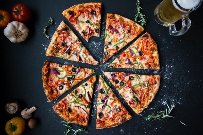 Pizza nemusí byť vždy salámová. Vyskúšajte napríklad špenátovú alebo fazuľovú