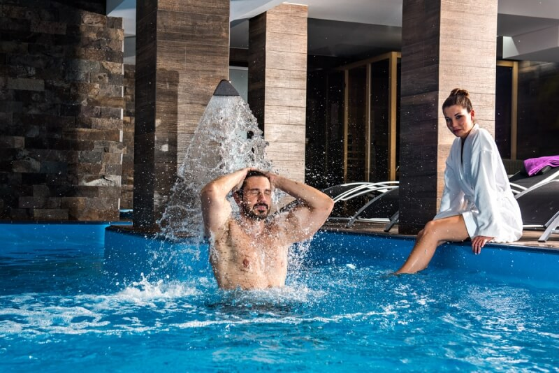 Doprajte si wellness pobyt v krásnom prostredí Tatier