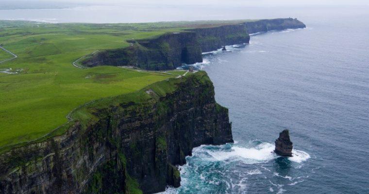 Smaragdový ostrov: Írsko