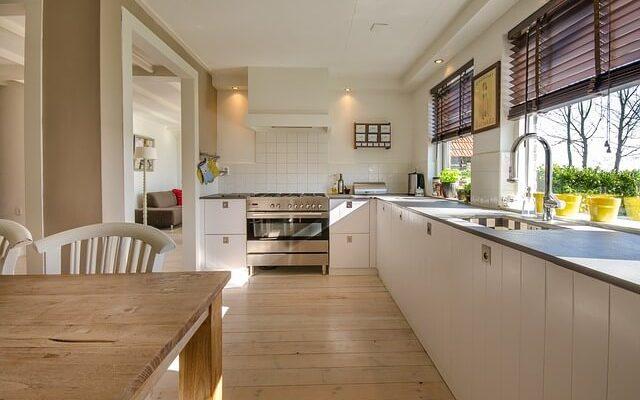 Moderné kuchyne sú základom všetkých moderných domácností