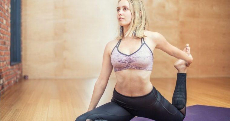 PILATES – kondičný tréning na doma