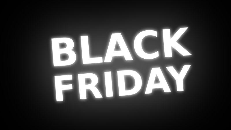 Nedajte sa zlanáriť na tzv. Black Friday –  je to len obchodný ťah