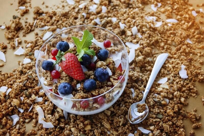 Granola – najlepšie chutí domáca