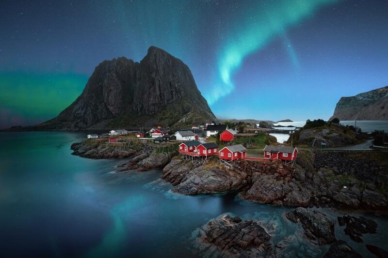Nórsko – krajina, kde žijú najspokojnejší ľudia na planéte