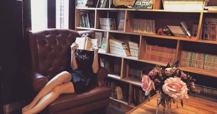 Vytvorte si taký kútik na čítanie, ktorý vám bude každý závidieť