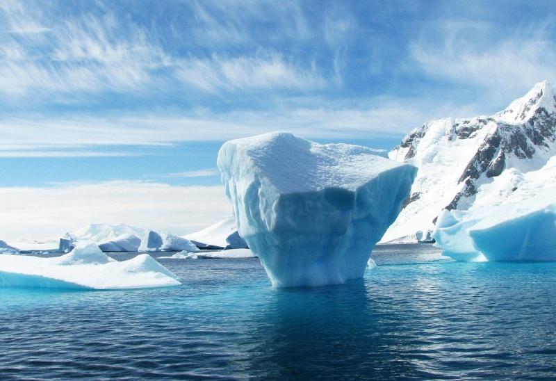 Cesta na Antarktídu