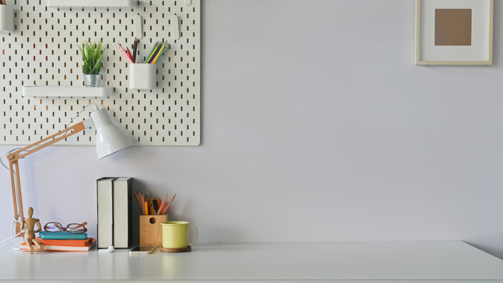 Máte home office? Čo by vo vašej domácej kancelárii nemalo chýbať?