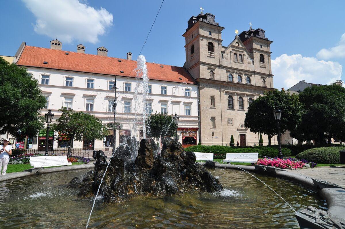 Košice – dva dni v historickom meste